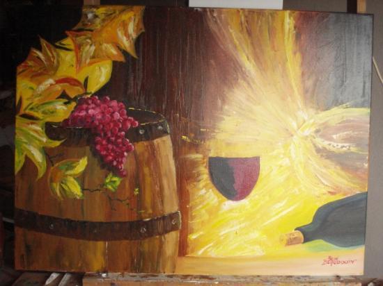 8 Le vin émoi....