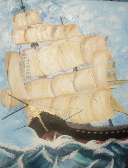navire ENDEAVOUR
