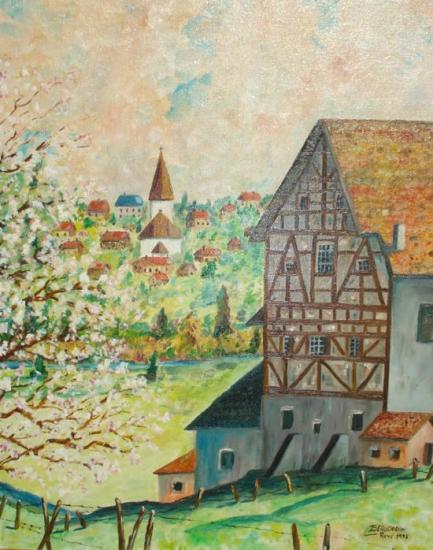Le moulin de Mertzen 68