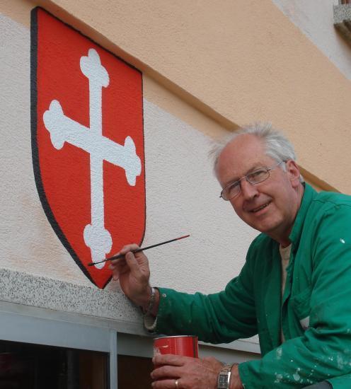 Fresque  Mertzen